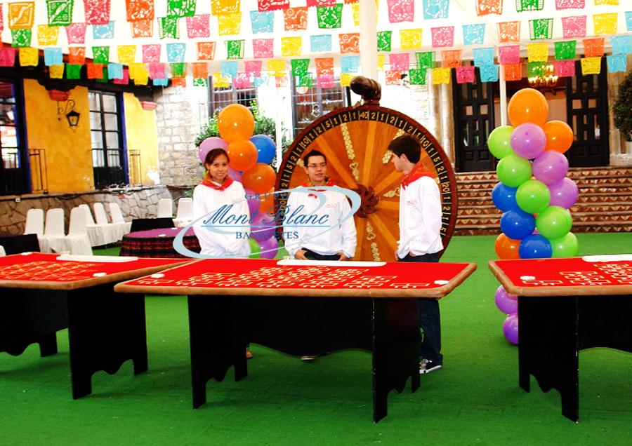 Fiestas tem ticas empresariales para integraci n grupo mont blanc - Bodas tematicas ...