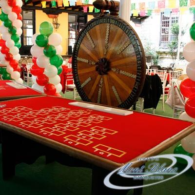 fiesta mexicana kermesse